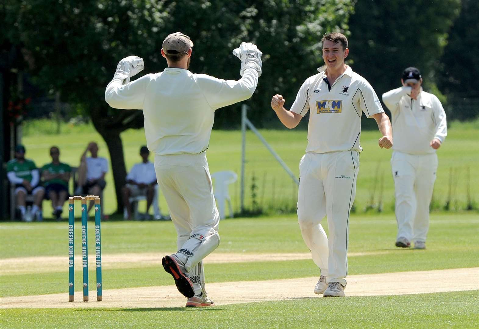 Woolpit easily overcome as team return to winning form