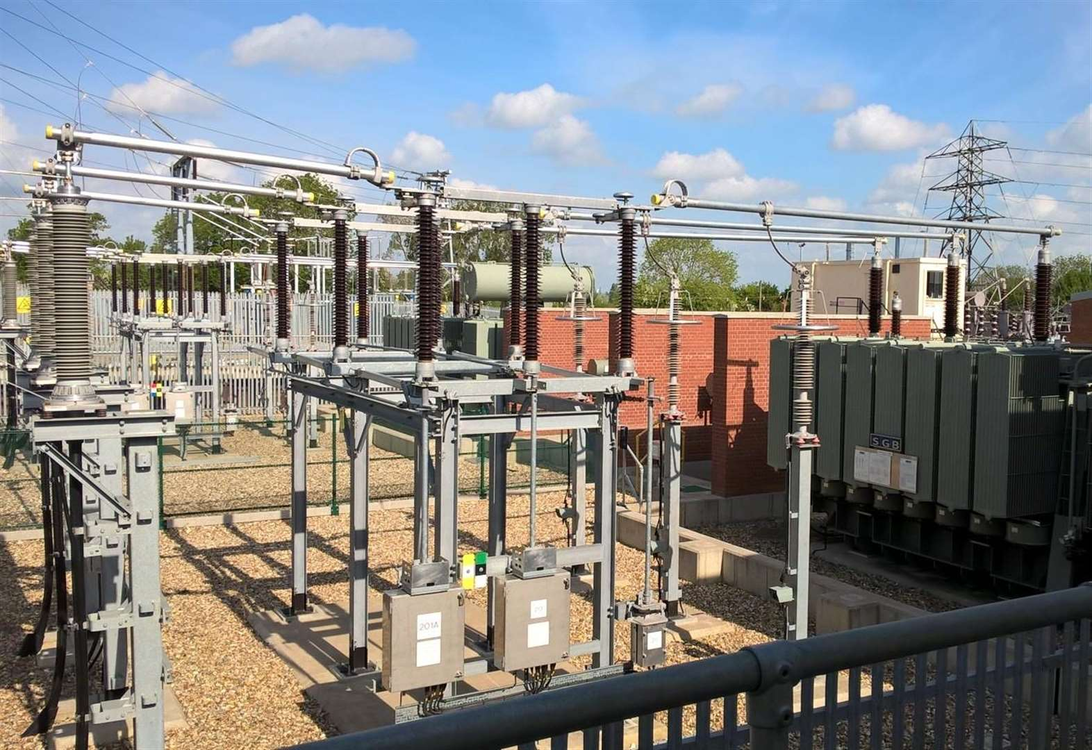 £7.2m power project for Stowmarket completed