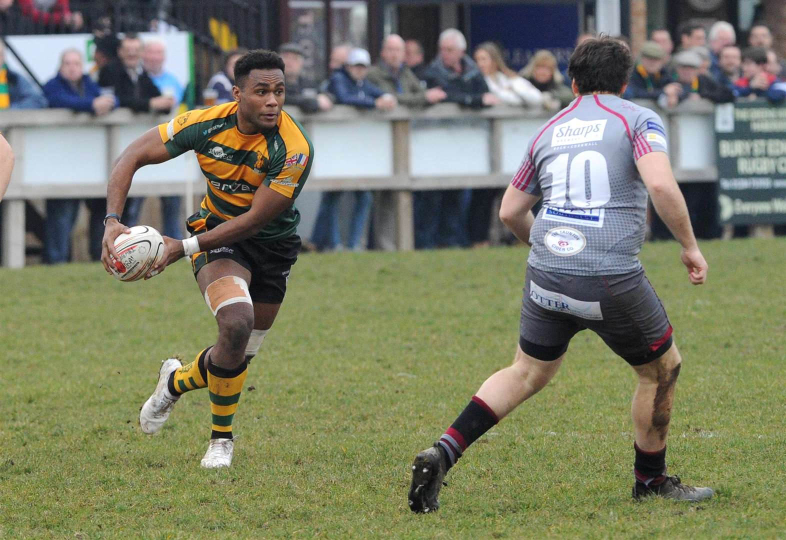 Elite academy spot for talented back rower