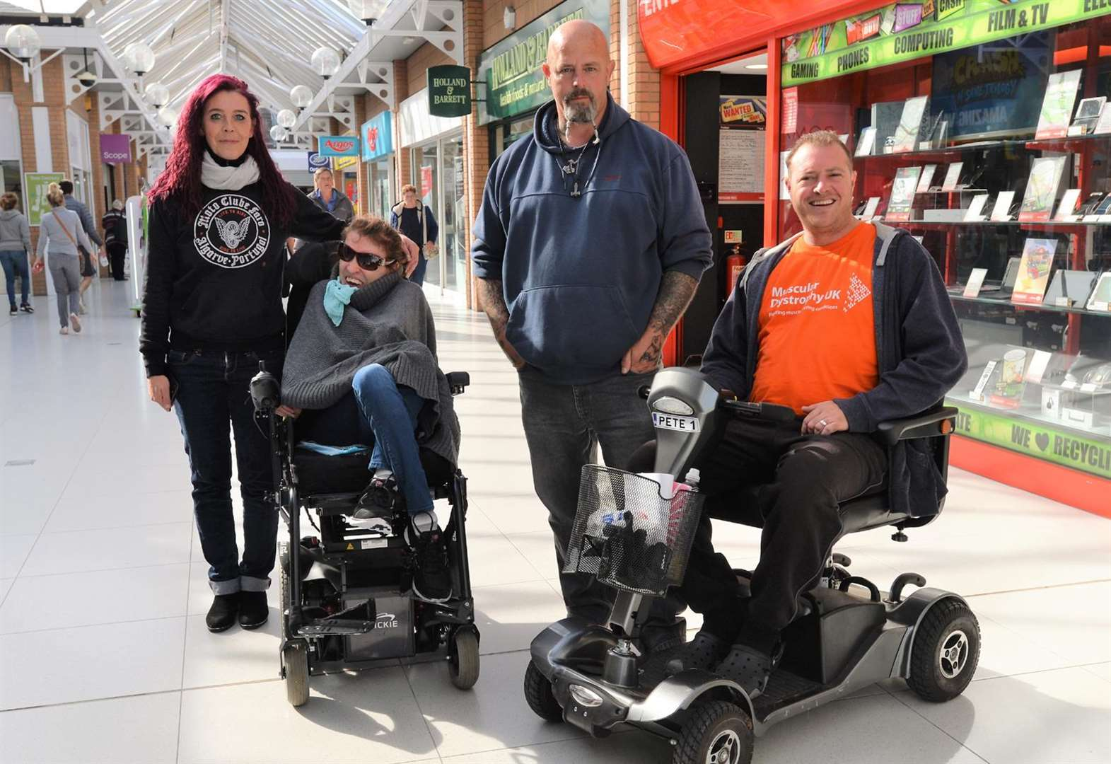 Newmarket joins national initiative to improve shopping for disabled people