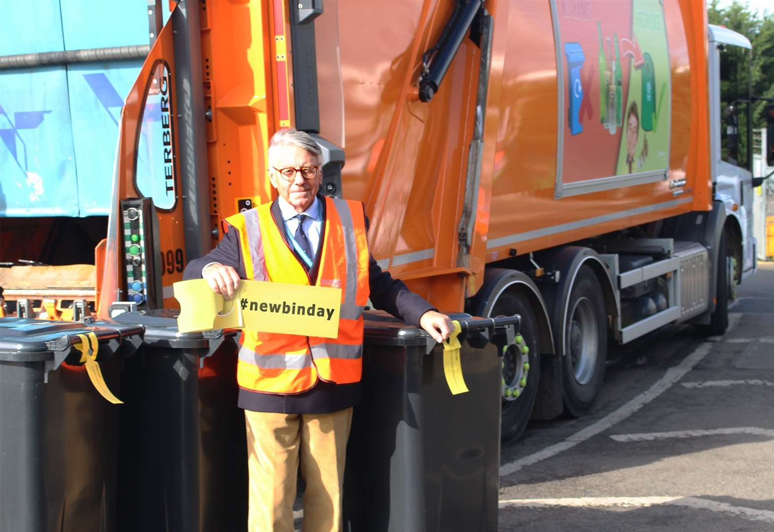 West Suffolk residents to receive letter next week detailing changes to bin collections