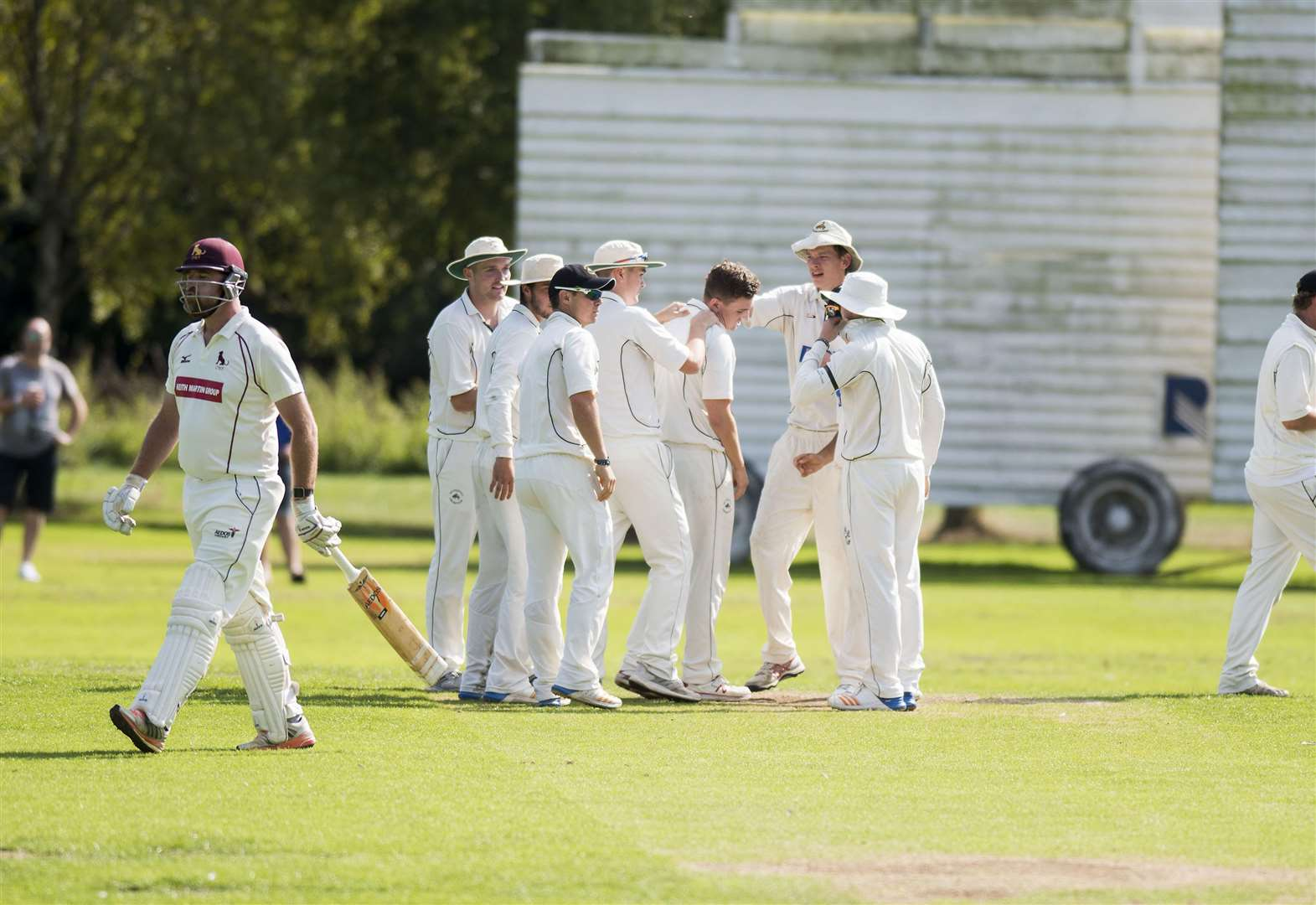 Batting badly lets Sudbury down in loss at Mildenhall