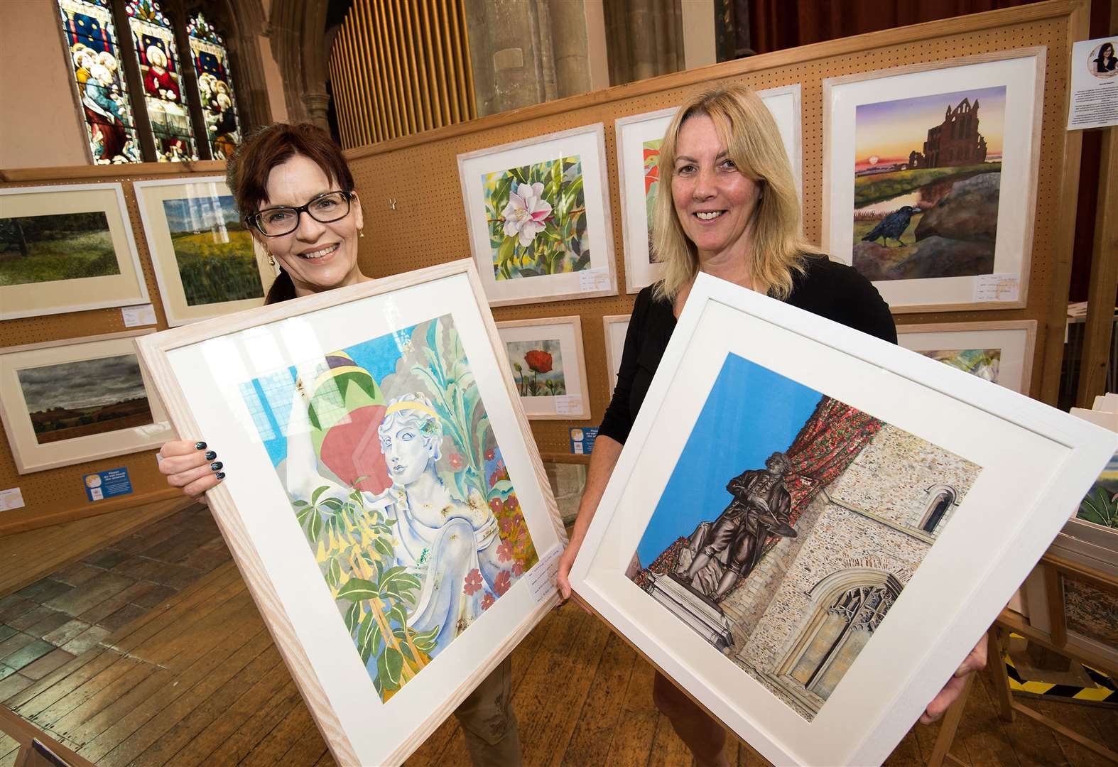 PICTURES: Professional creators star at Sudbury Summer Art Fair