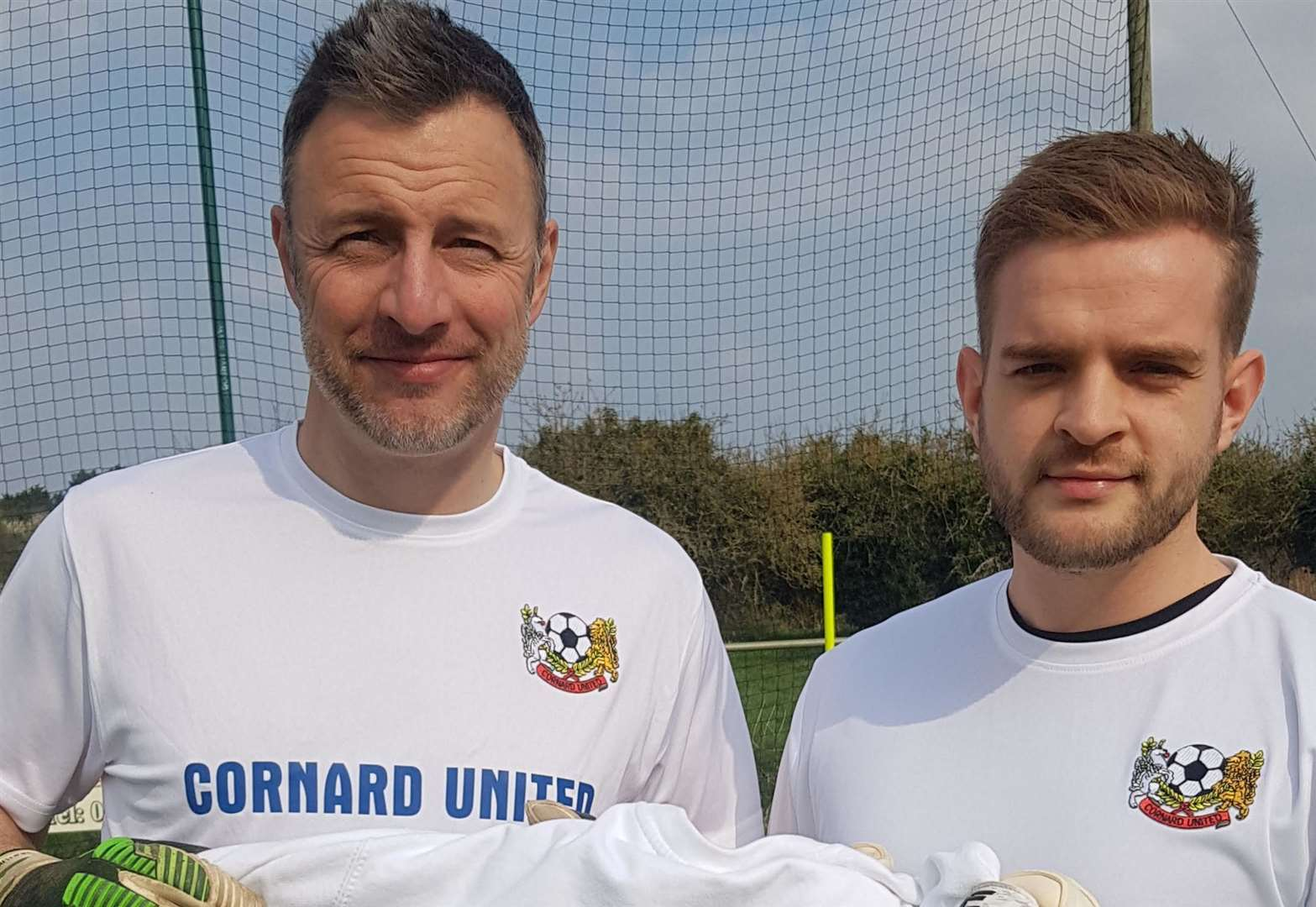 Cornard determined to turn Portman Road dream into reality