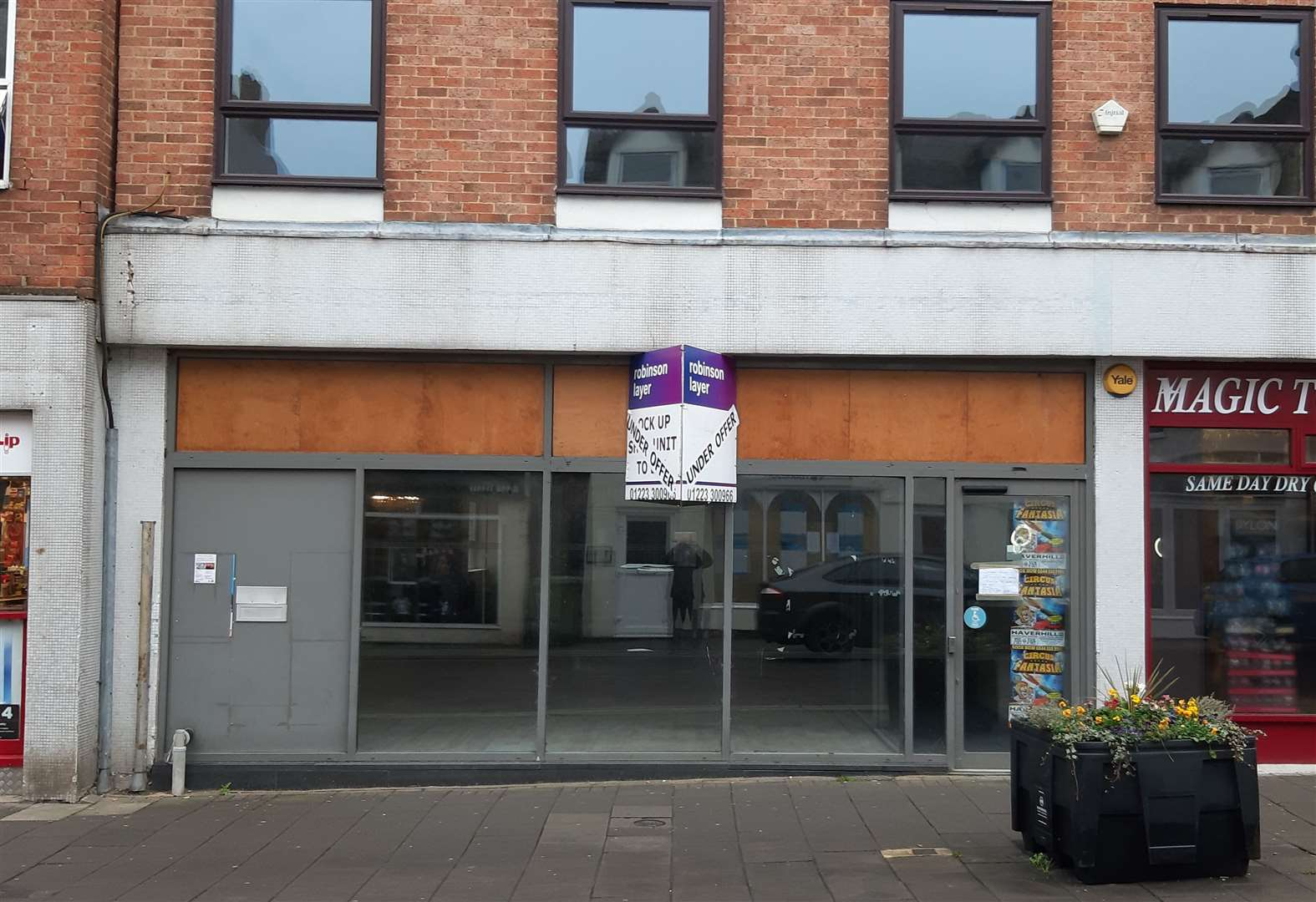 Plans submitted to open a new restaurant in Haverhill