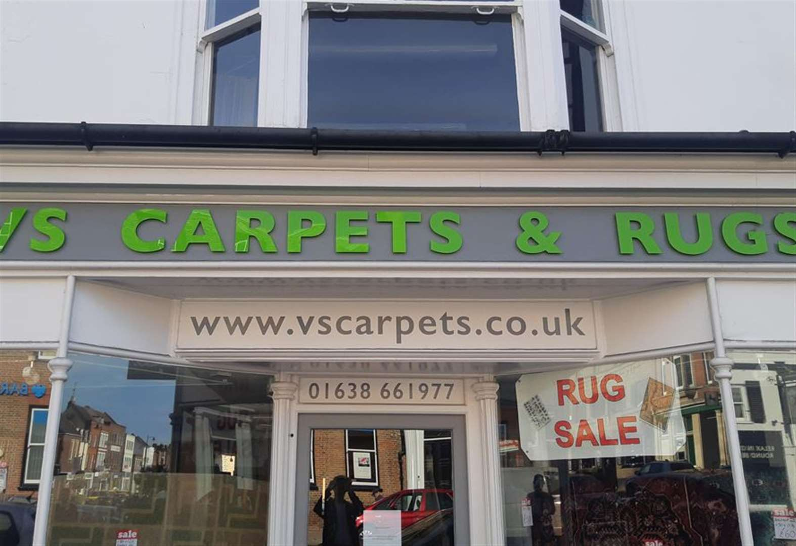 Newmarket High Street's VS Carpets and Rugs closes with Milpets set to shut