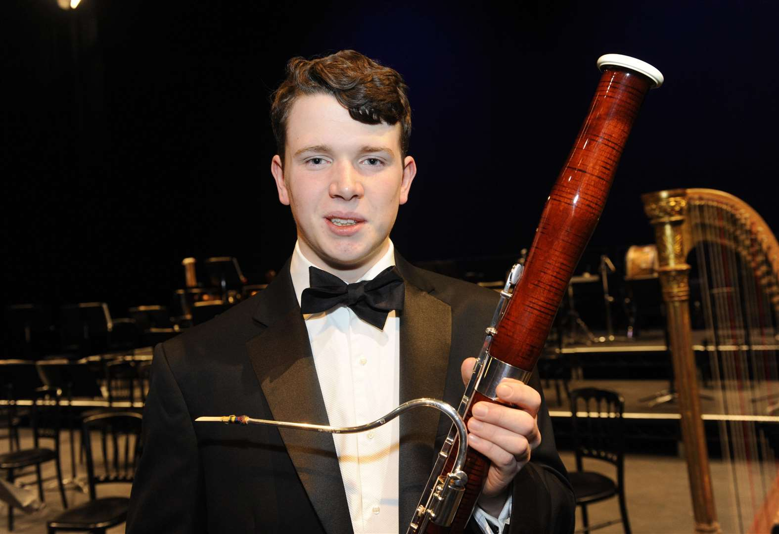 Chilton church stages bassoon concert to raise money for new installation