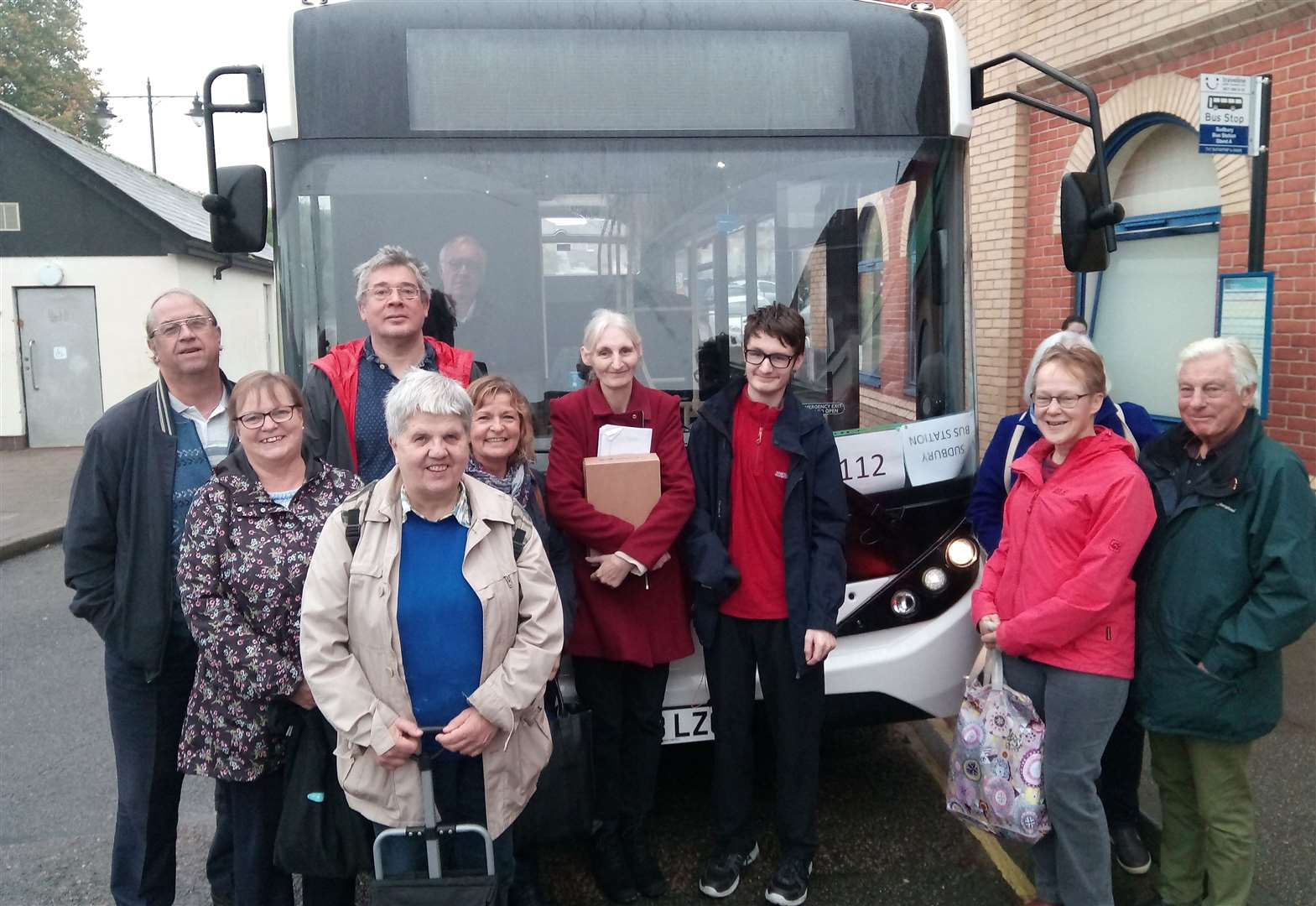 Villagers fearful of losing 'lifeline' bus service from Hadleigh to Sudbury