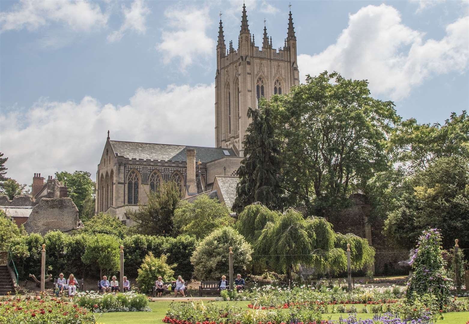 Bury St Edmunds named one of 20 best destinations in the world