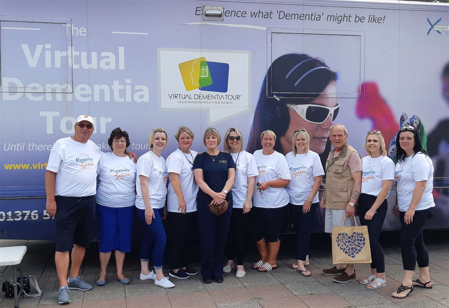 Dementia awareness event provides valuable insight