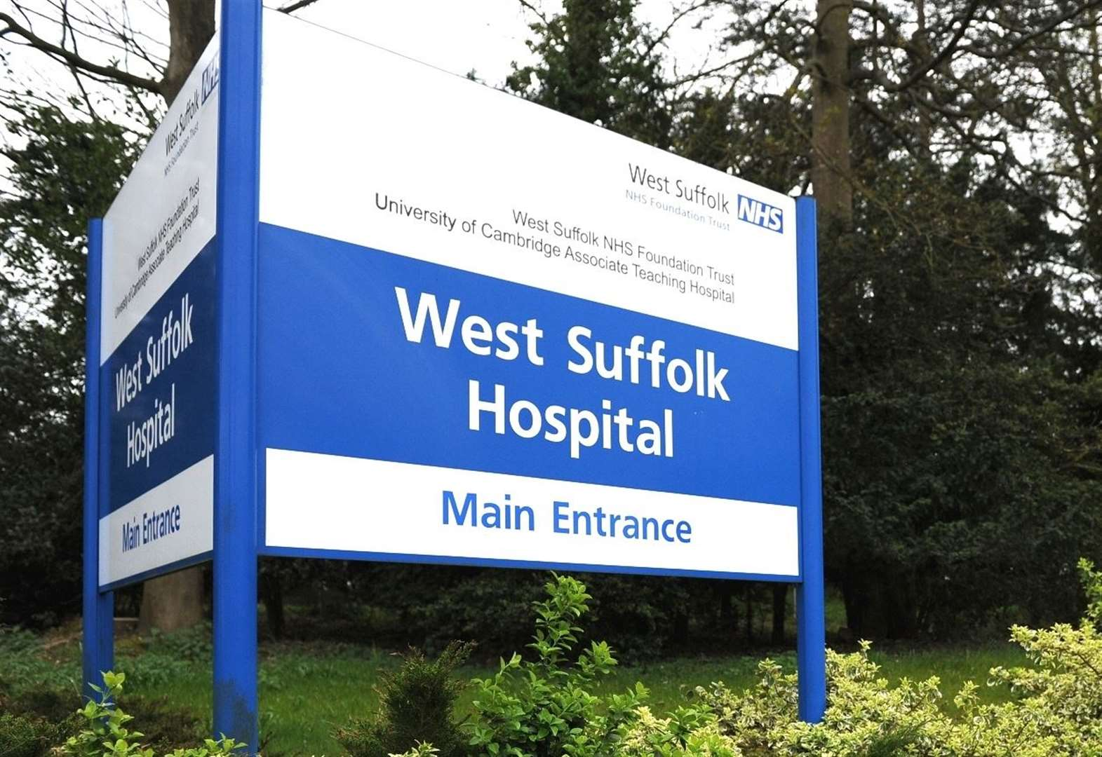 West Suffolk Hospital nationally recognised as a top hospital