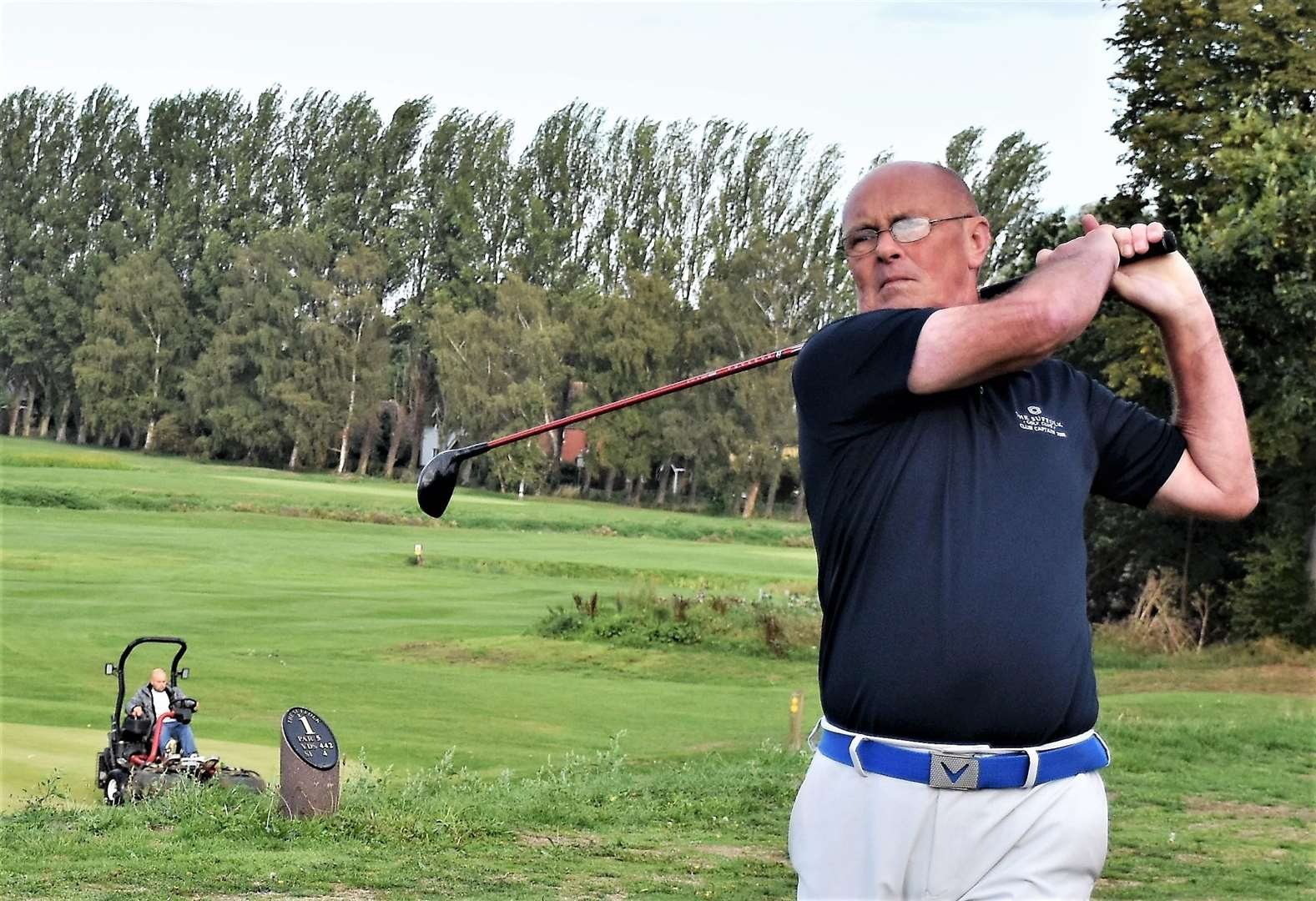 Chris Boughton's Golf Column: Jackson signs off with Captain's Day