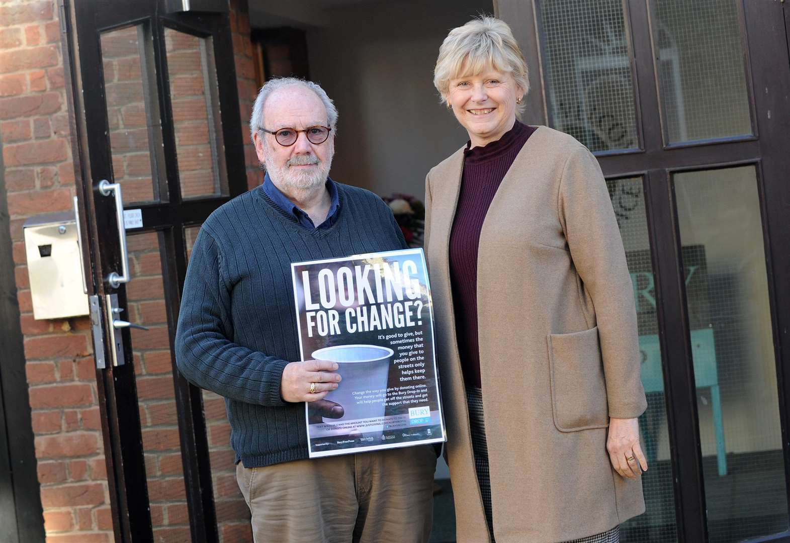 Bury Drop In: 'Have faith in new campaign'