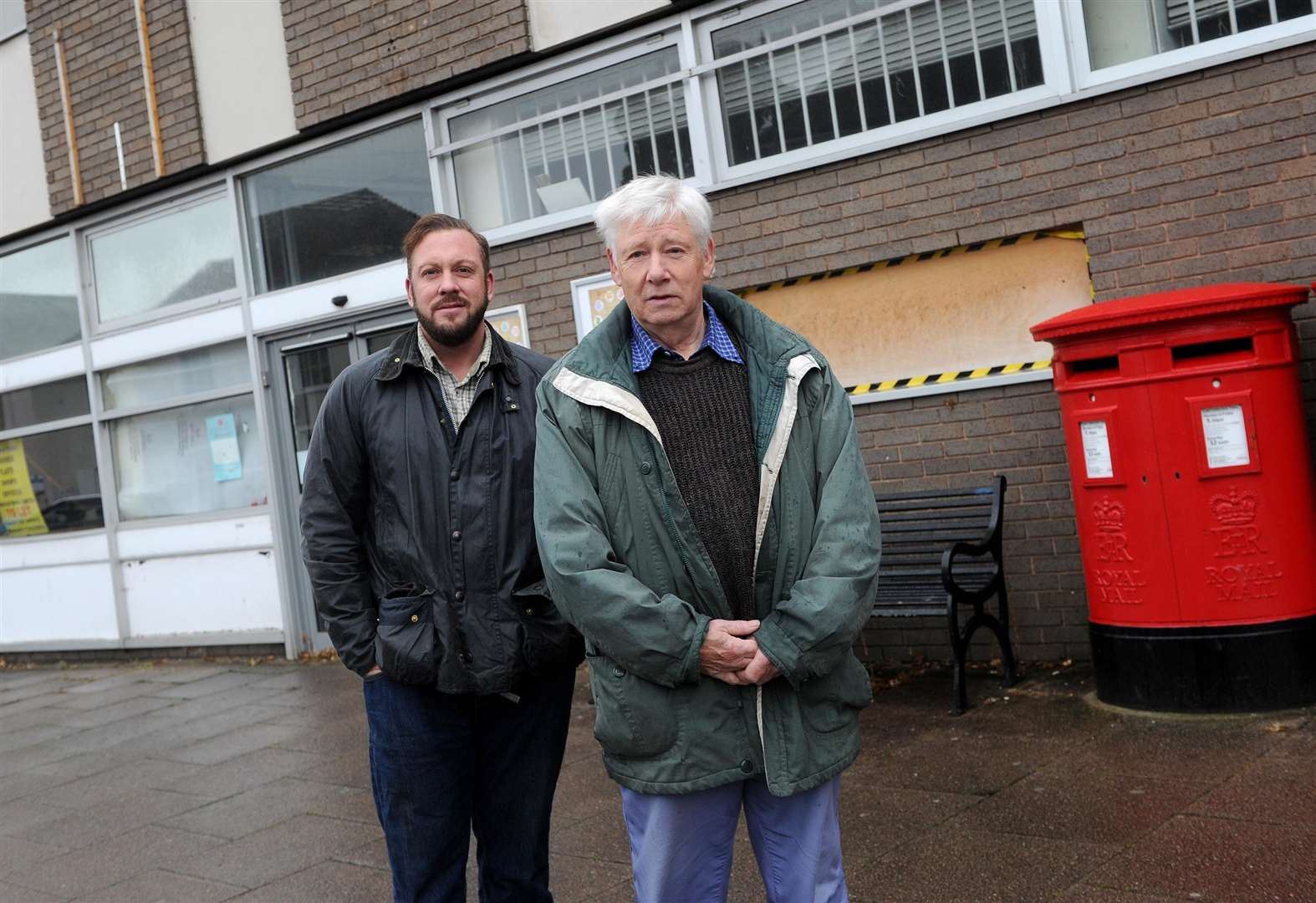 Application lodged to turn disused Sudbury Post Office into business units