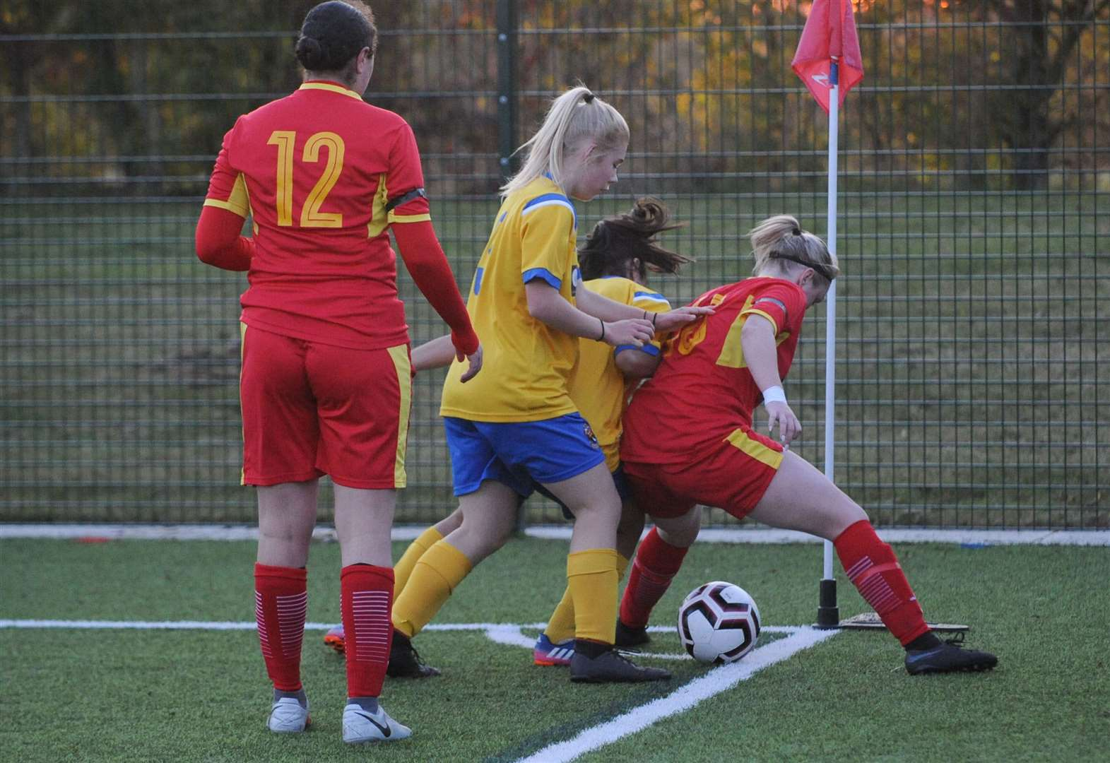 AFC Sudbury Women looking to right some wrongs