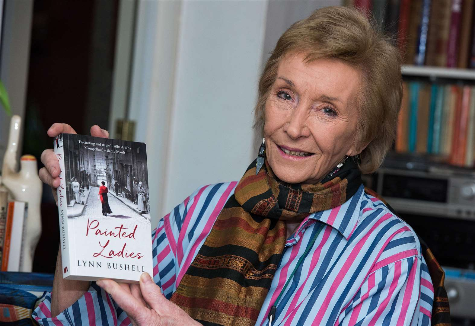 Cavendish author launches new novel about French artist's tragic affair