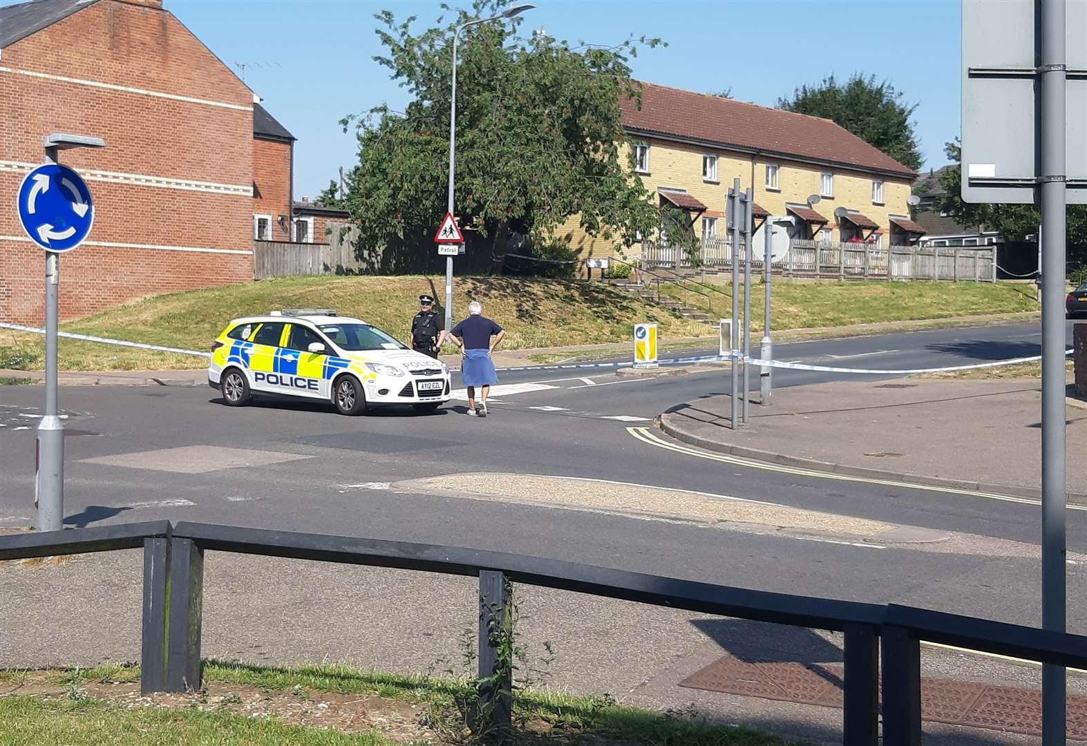Haverhill street shut by police while assault investigation takes place