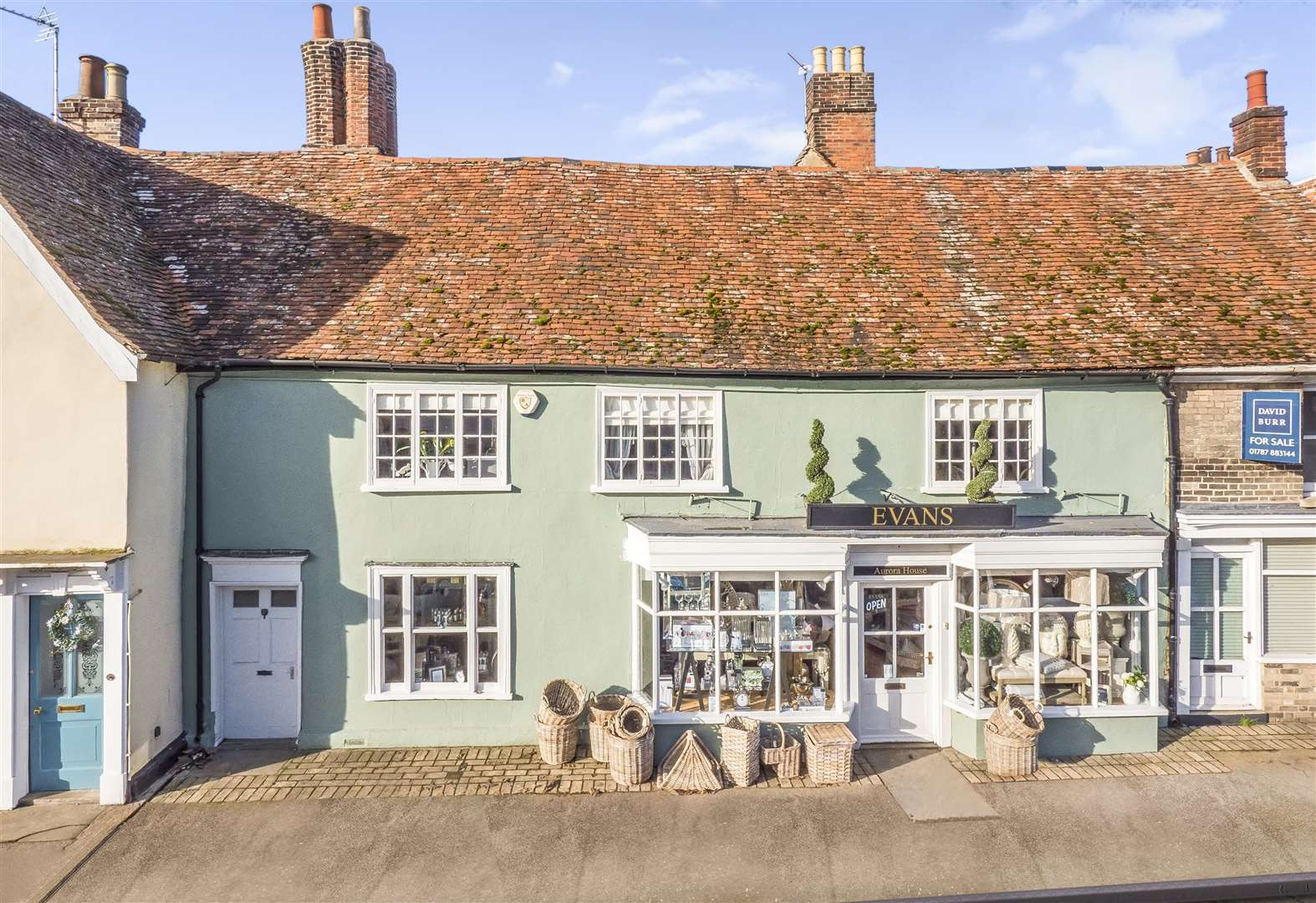 Long Melford councillors urge more time to be given to retain Aurora House for retail use