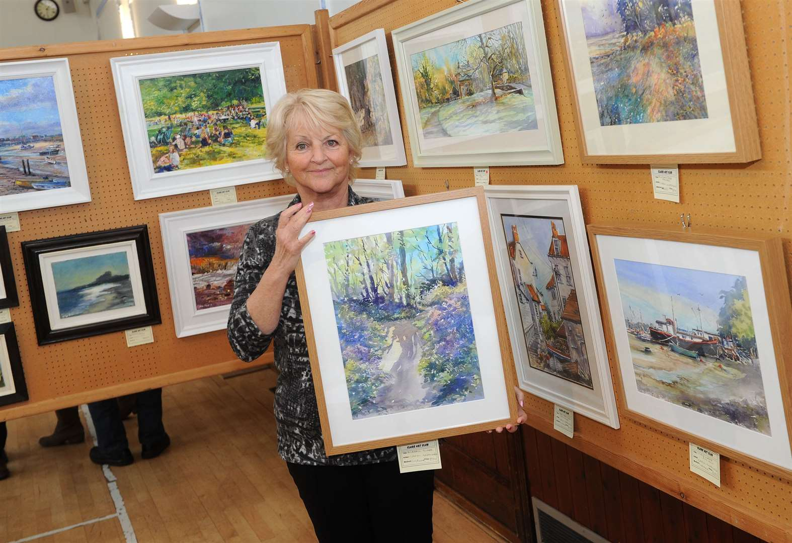 PICTURES: Hundreds of paintings displayed at Clare Art Club exhibition