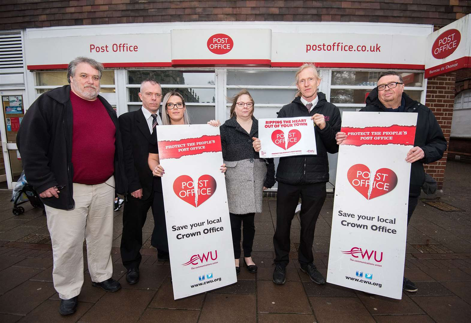 Concerns over changes to Suffolk's last Crown Post Office