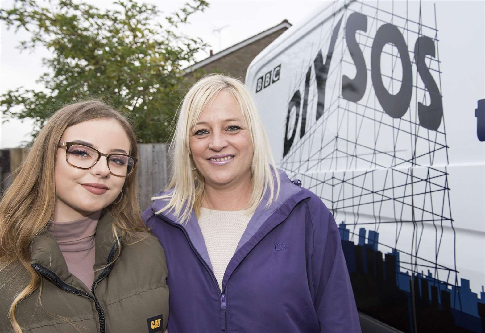 Town DIY SOS project gets broadcast date
