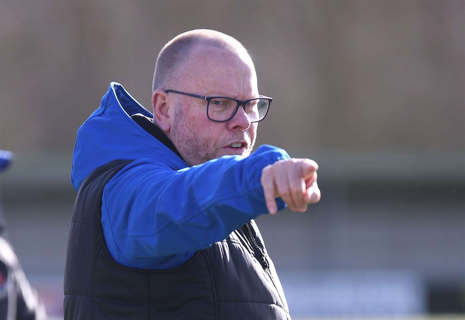Finishing above rivals Bury not a real target for AFC boss