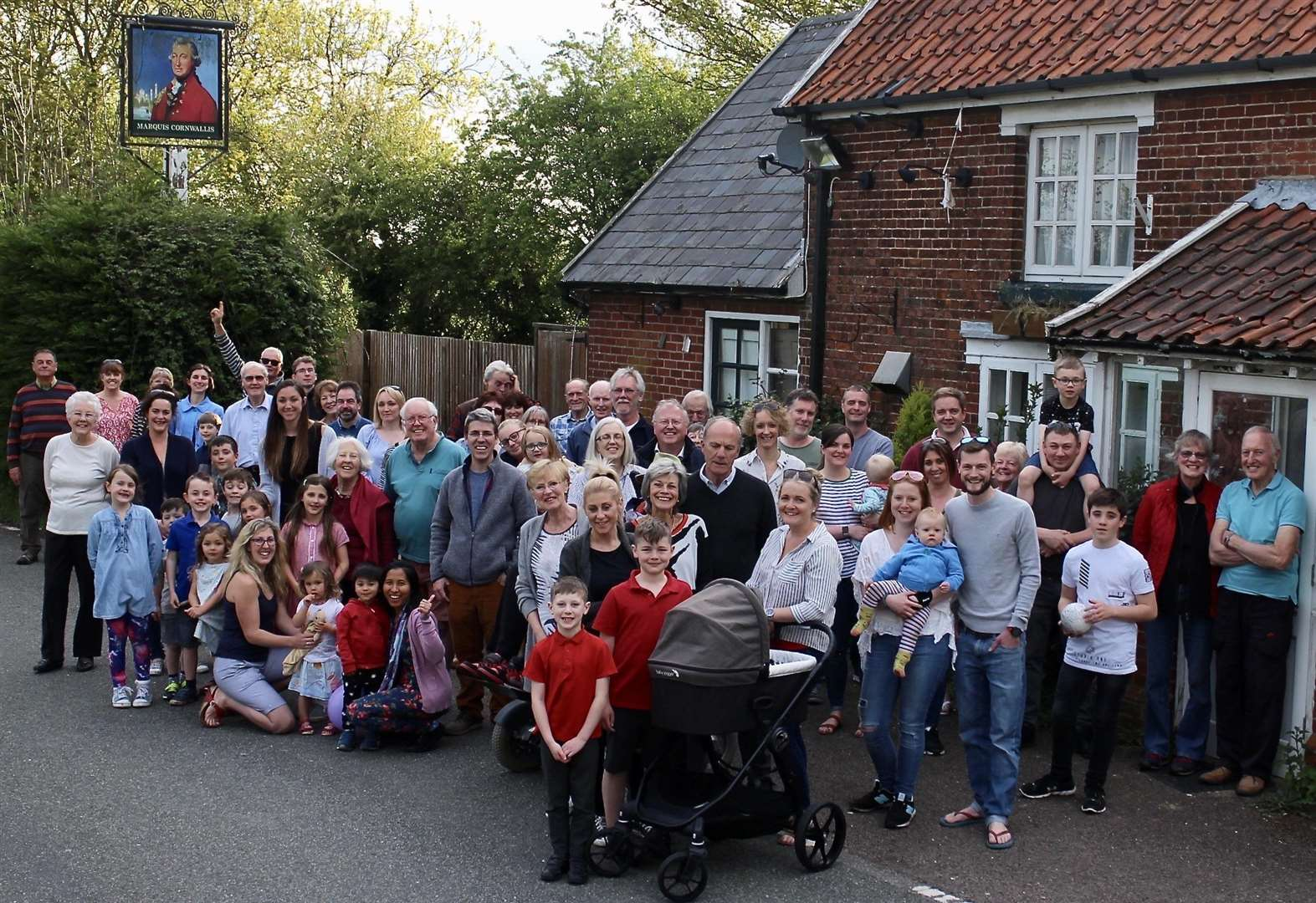 Shares offered in campaign to save village pub