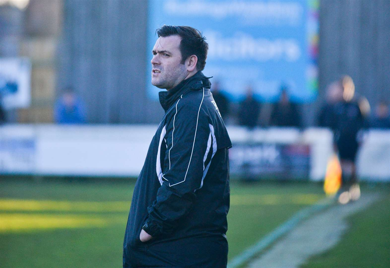 Bostik League: Bury Town's number two departs