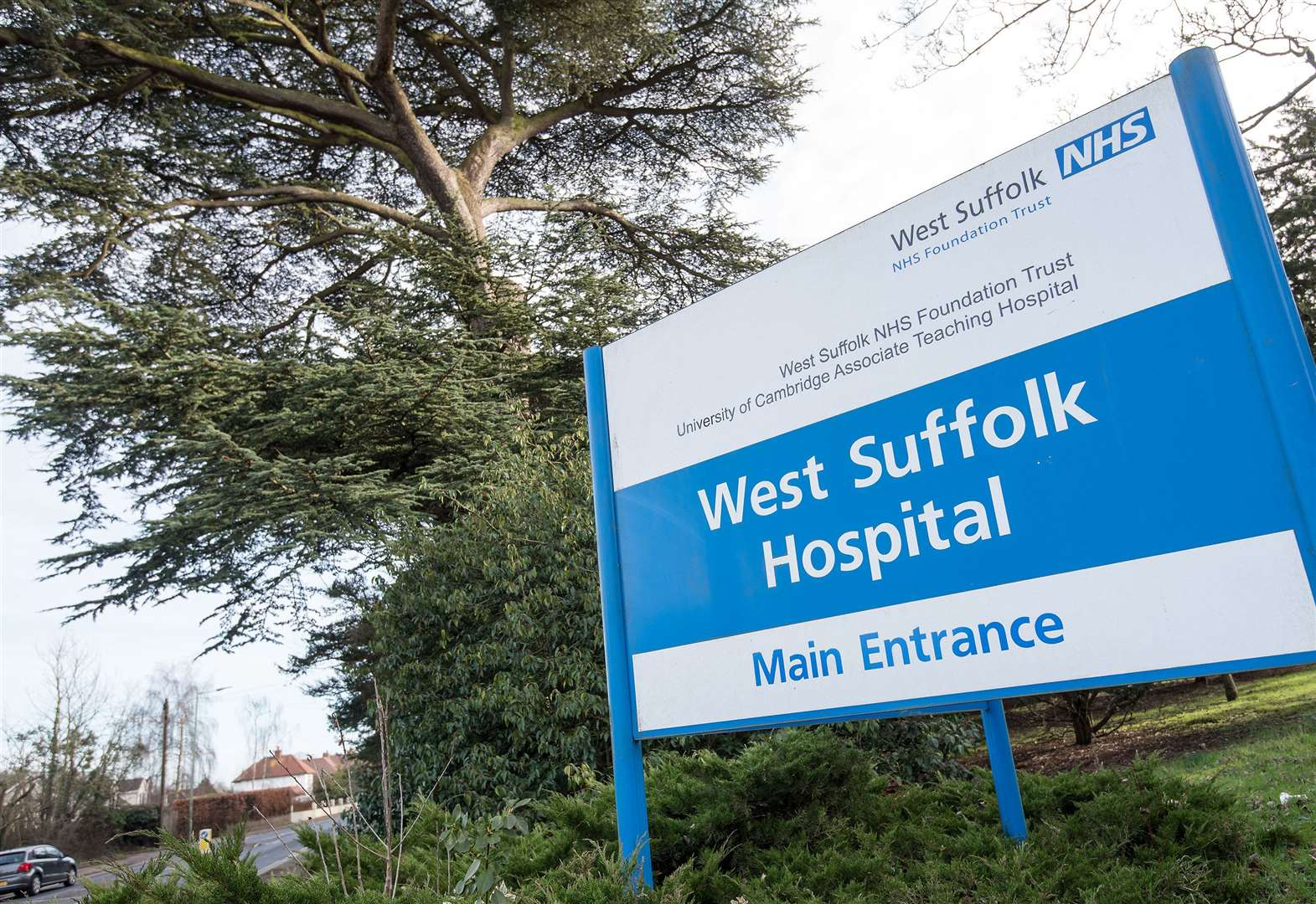 NHS Staff Survey puts West Suffolk Hospital among best