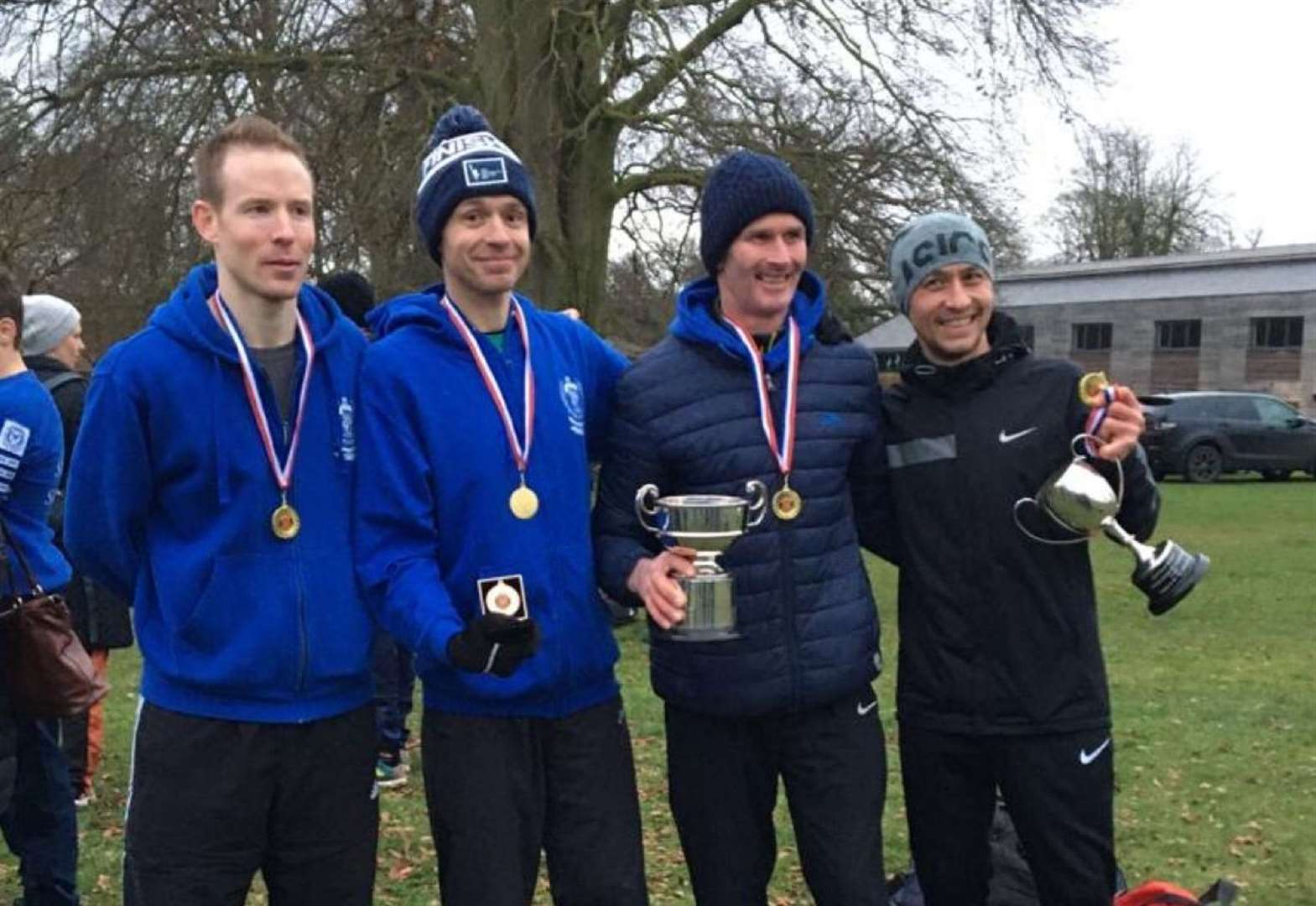 History made as the Joggers clinch title
