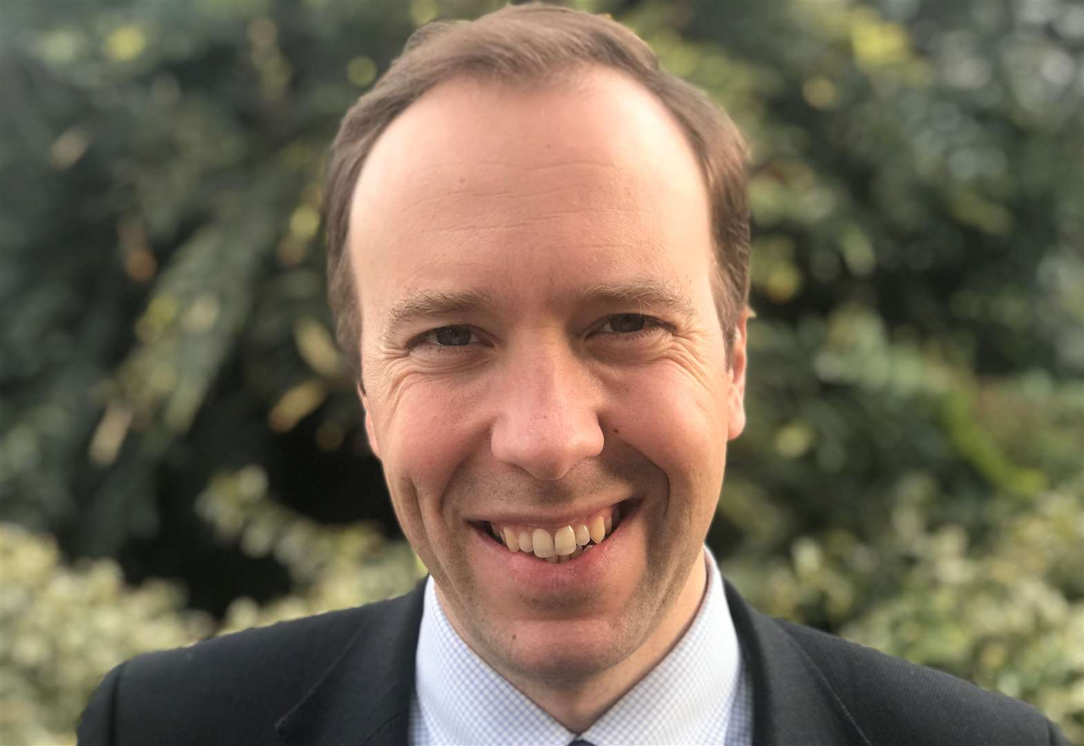 West Suffolk MP Matt Hancock backs Boris for Prime Minister