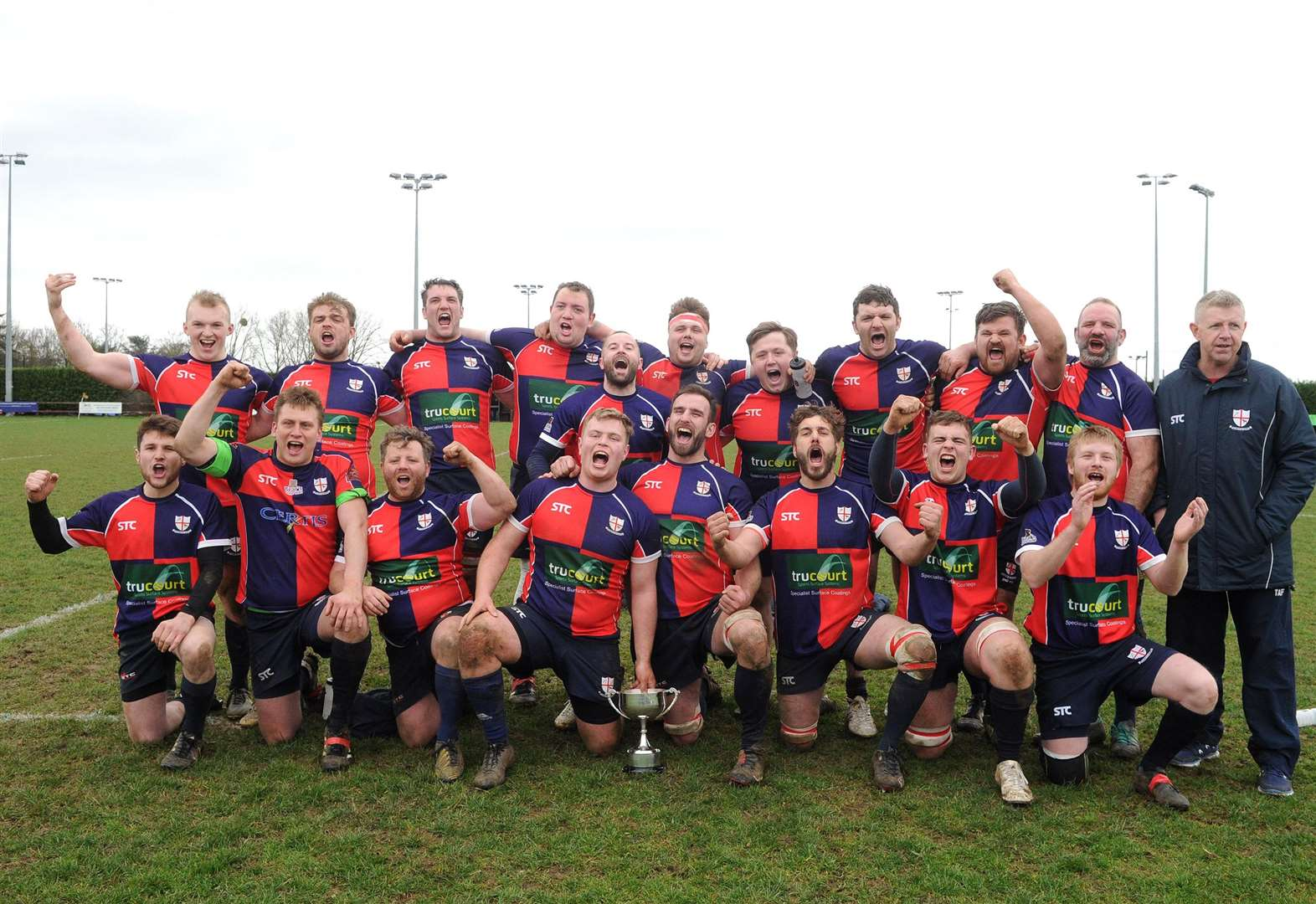 VIDEO: Thurston celebrate maiden Suffolk Chadacre Cup win