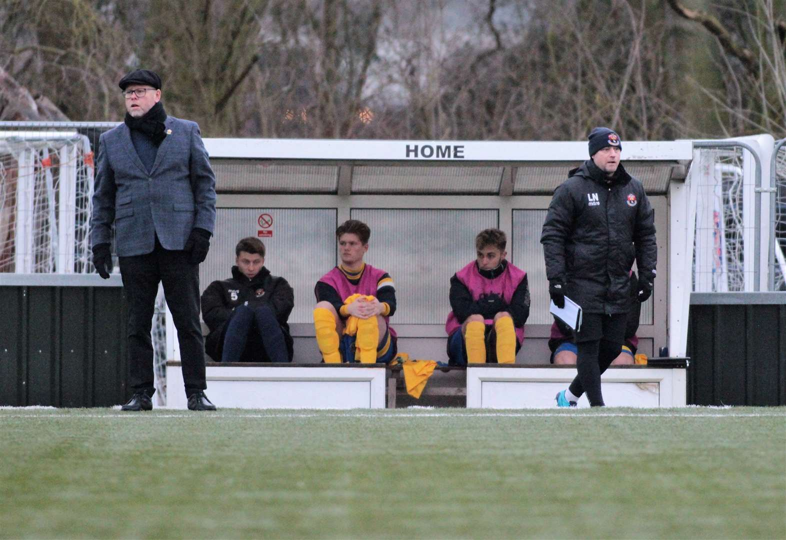 ISTHMIAN LEAGUE: Mark Morsley's entire coaching staff fired at AFC Sudbury