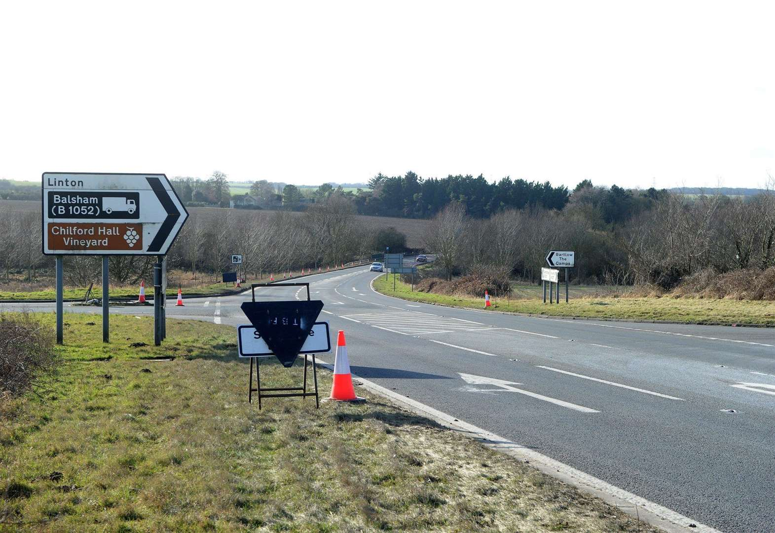 Strategy to transform A1307 between Haverhill and Cambridge set to be adopted