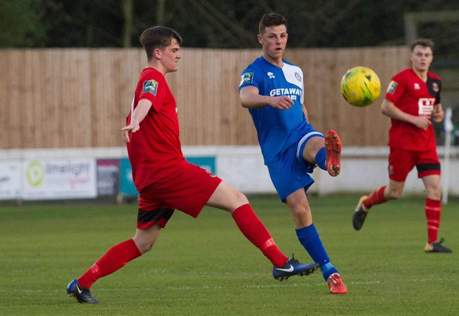 BOSTIK LEAGUE FIXTURES: Trio handed away starts