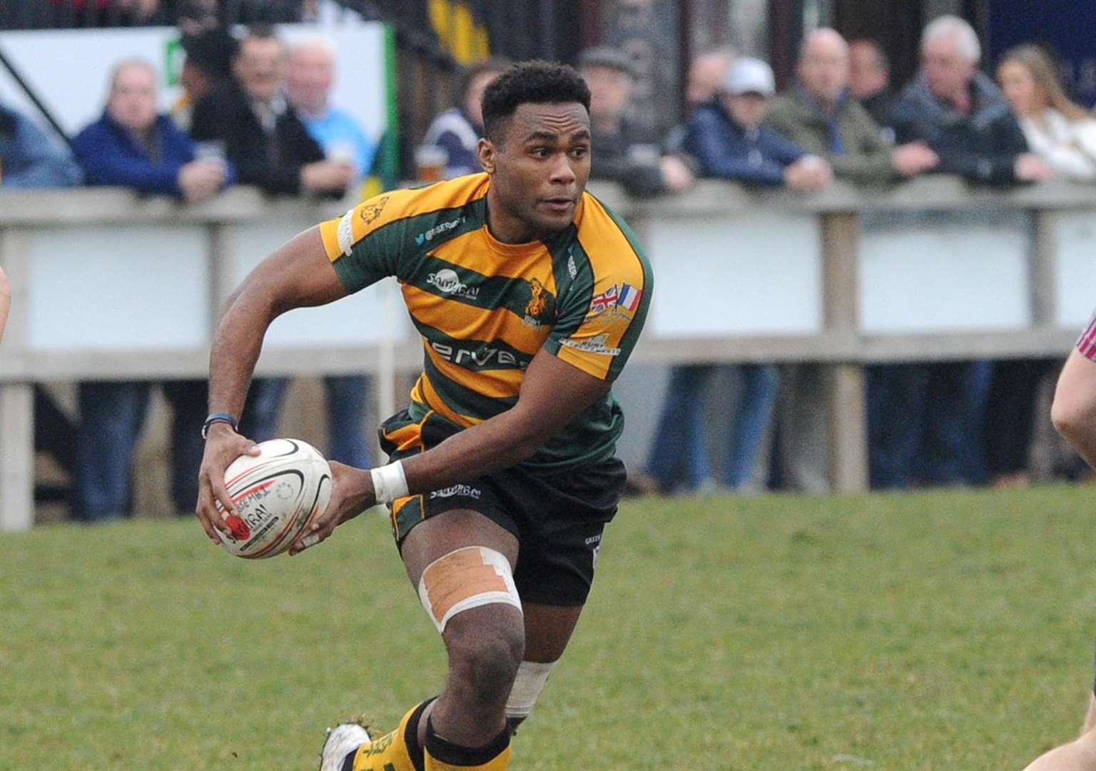 Premiership club comes calling for Bury Rugby Club's Tui Uru