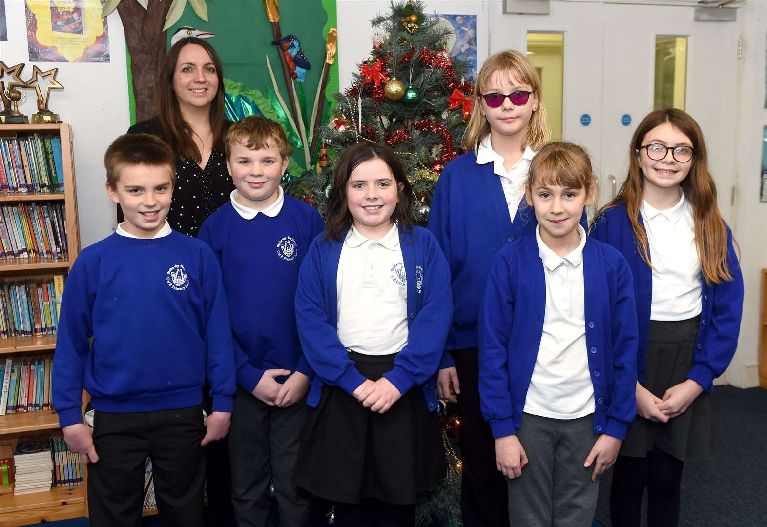 Stoke by Nayland Primary School raises over £500 at festive fair to help boost learning facilities