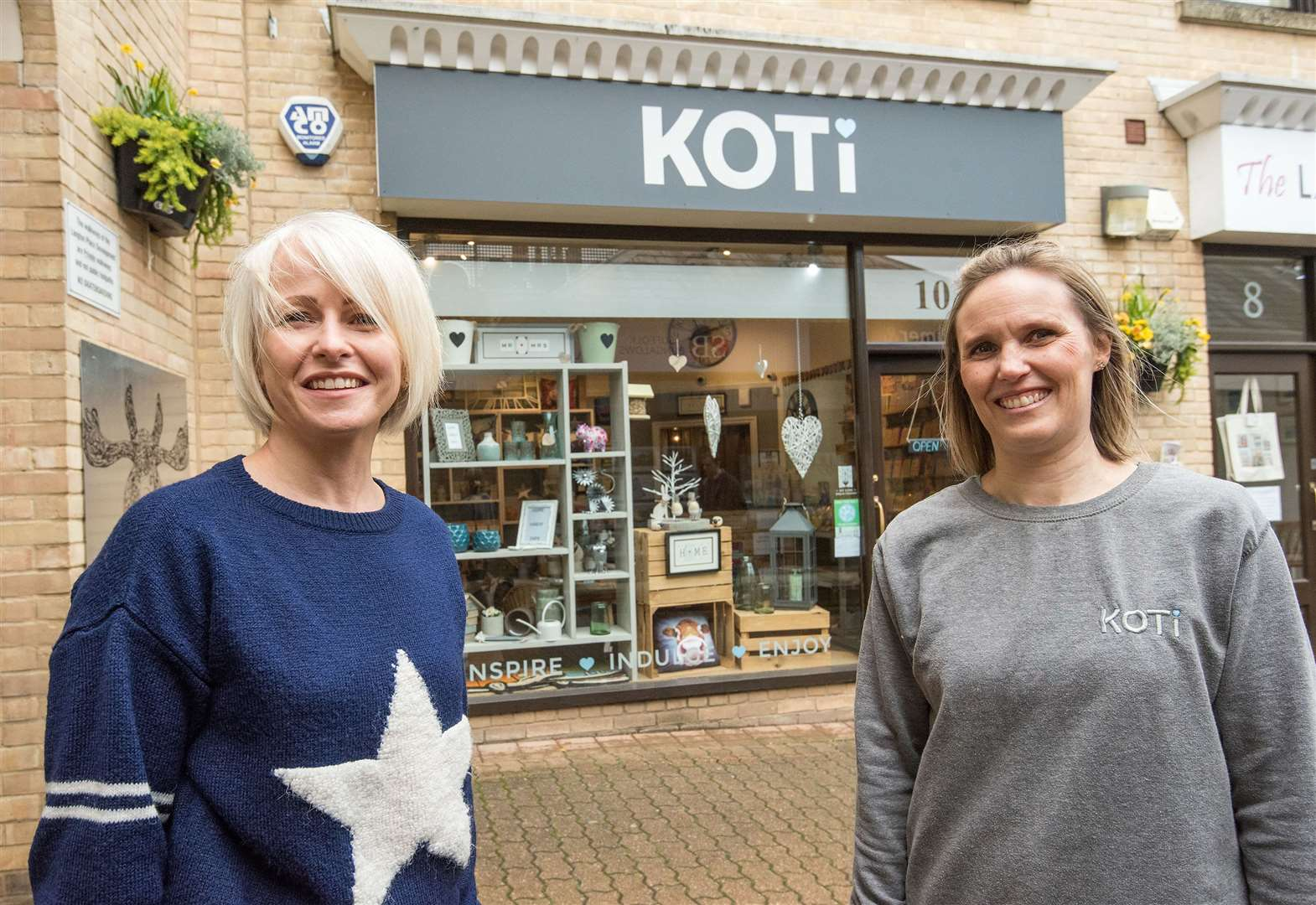 Independent shop calls on Bury shoppers to be more like tourists