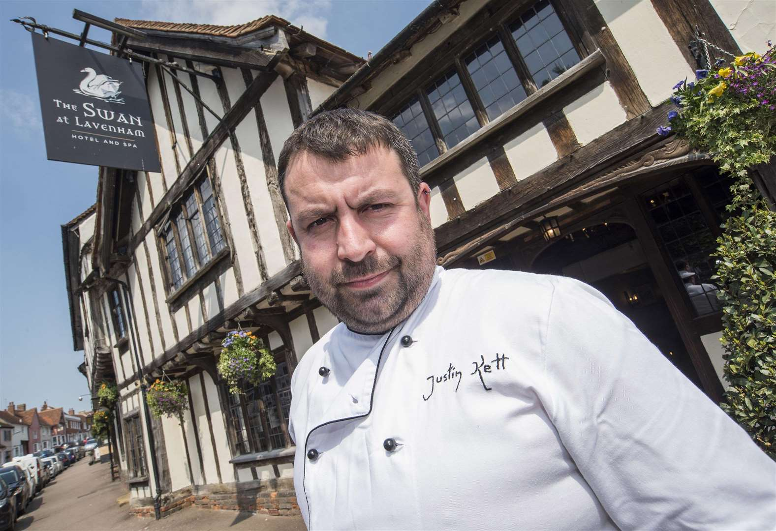 Lavenham hotel to host series of cooking masterclass sessions