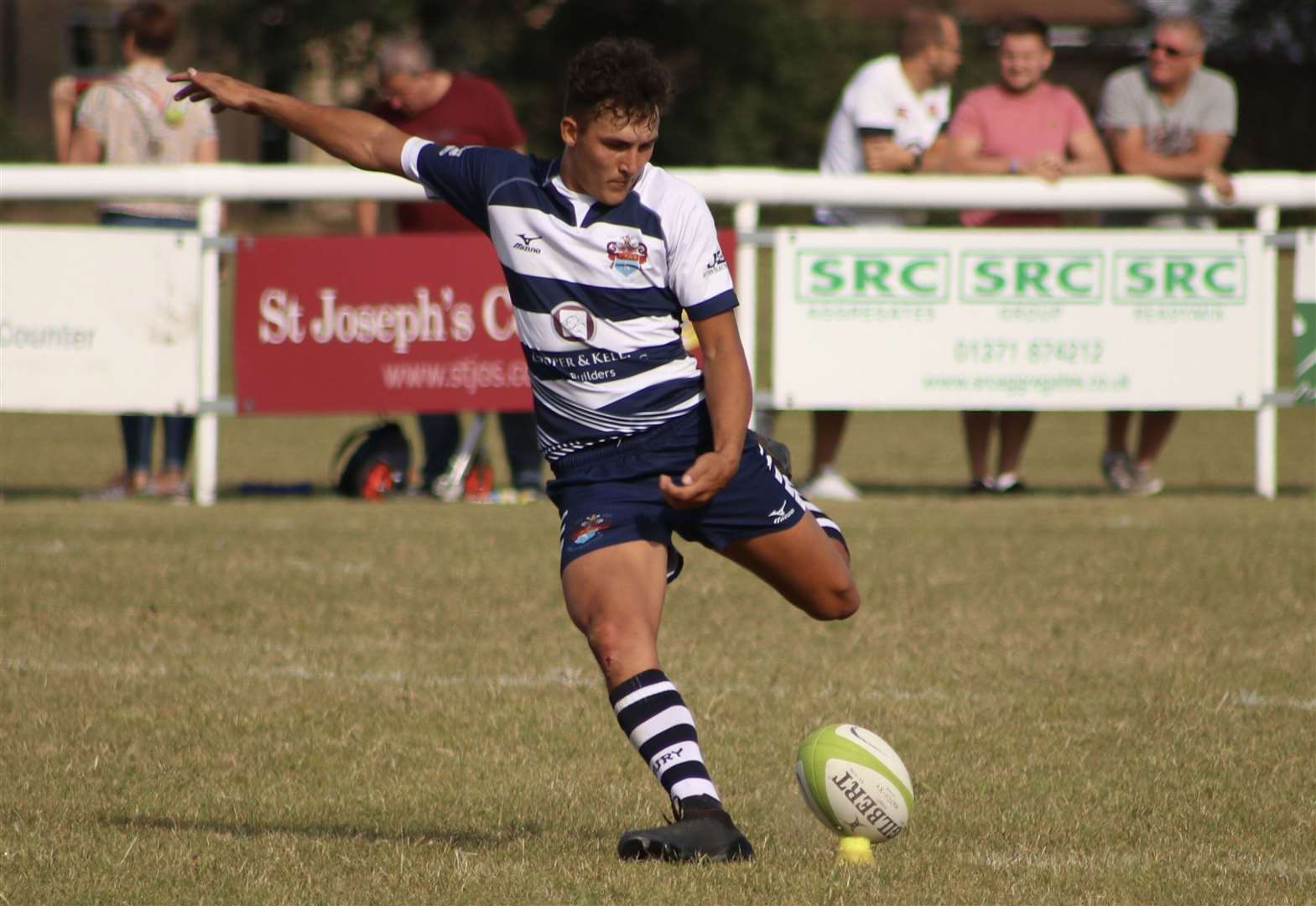 MATCH REPORT: Sudbury go down to narrow defeat at Colchester