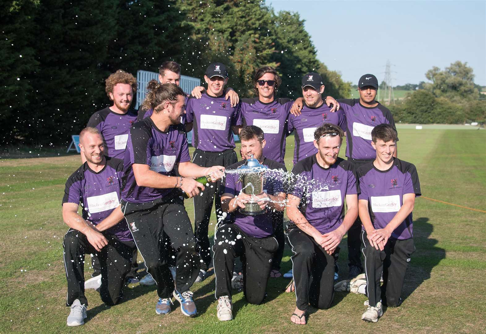 T20 cup success for Haverhill Cricket Club
