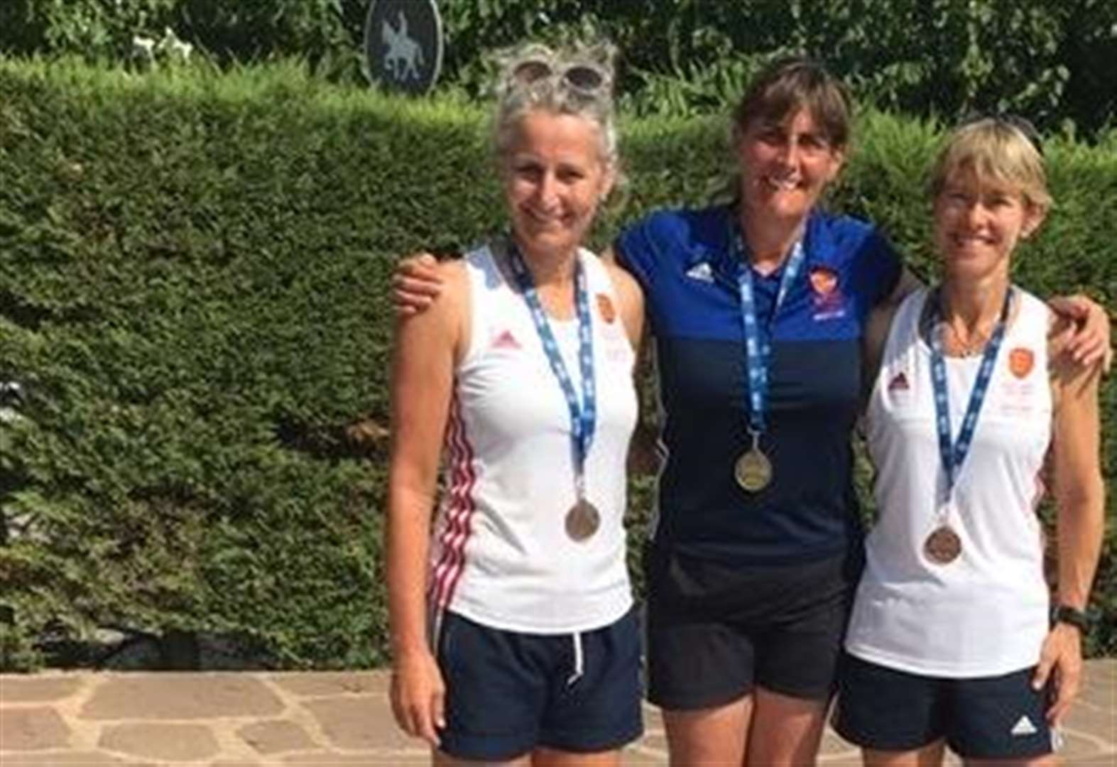 World Cup win for Bury St Edmunds hockey player