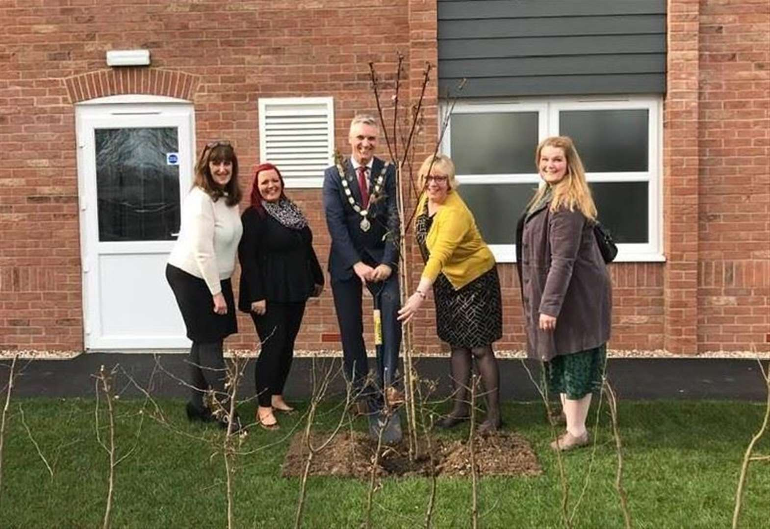 New luxury care home open for business in Marham Park