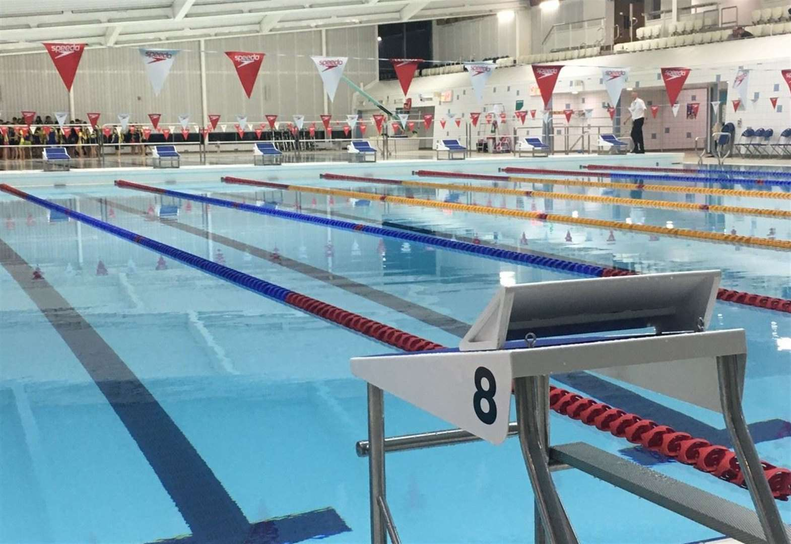 Swimmers secure finals spot during latest league round