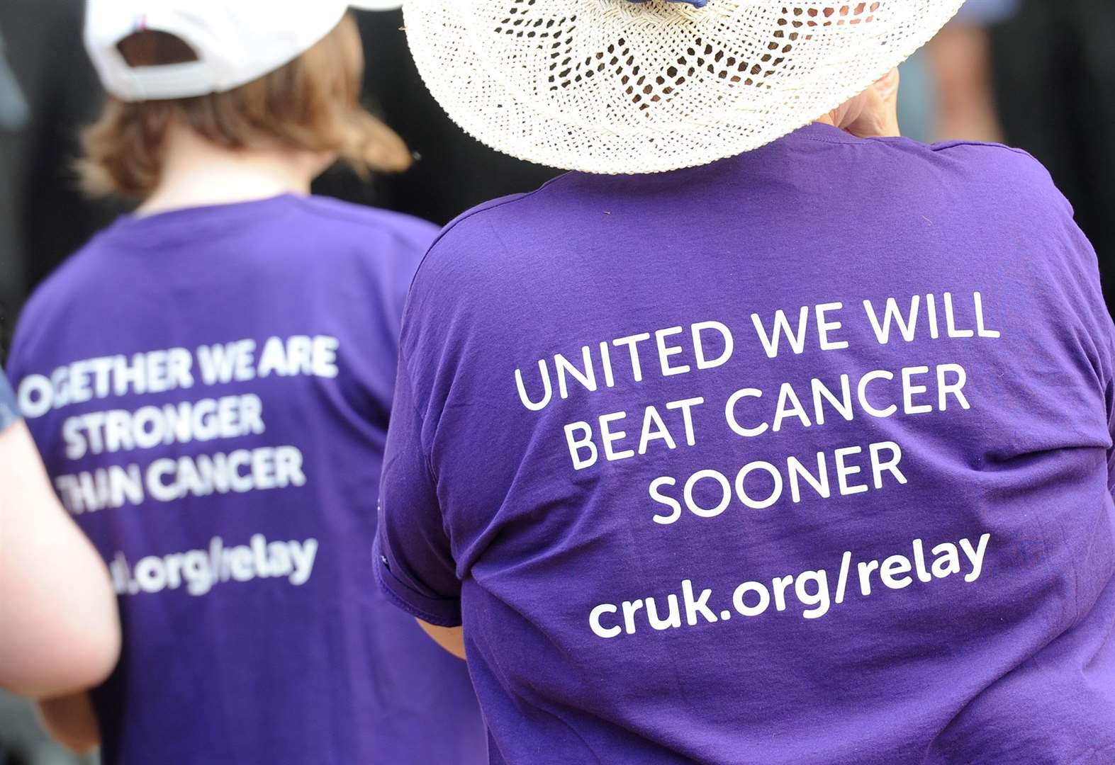 Preparations under way for Bury St Edmunds Relay for Life