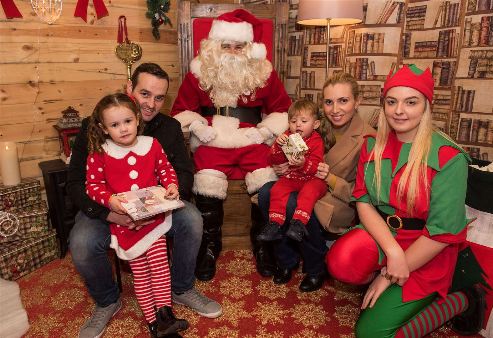 Find out when Santa Claus is coming to Bury St Edmunds this Christmas