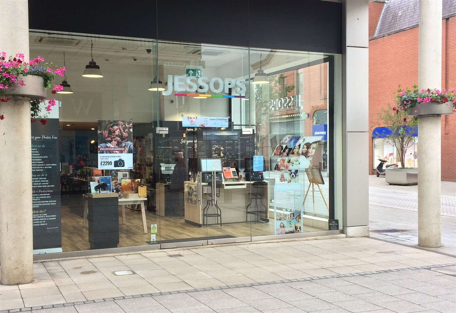 Bury St Edmunds store could be in danger as Jessops plans to call in administrators