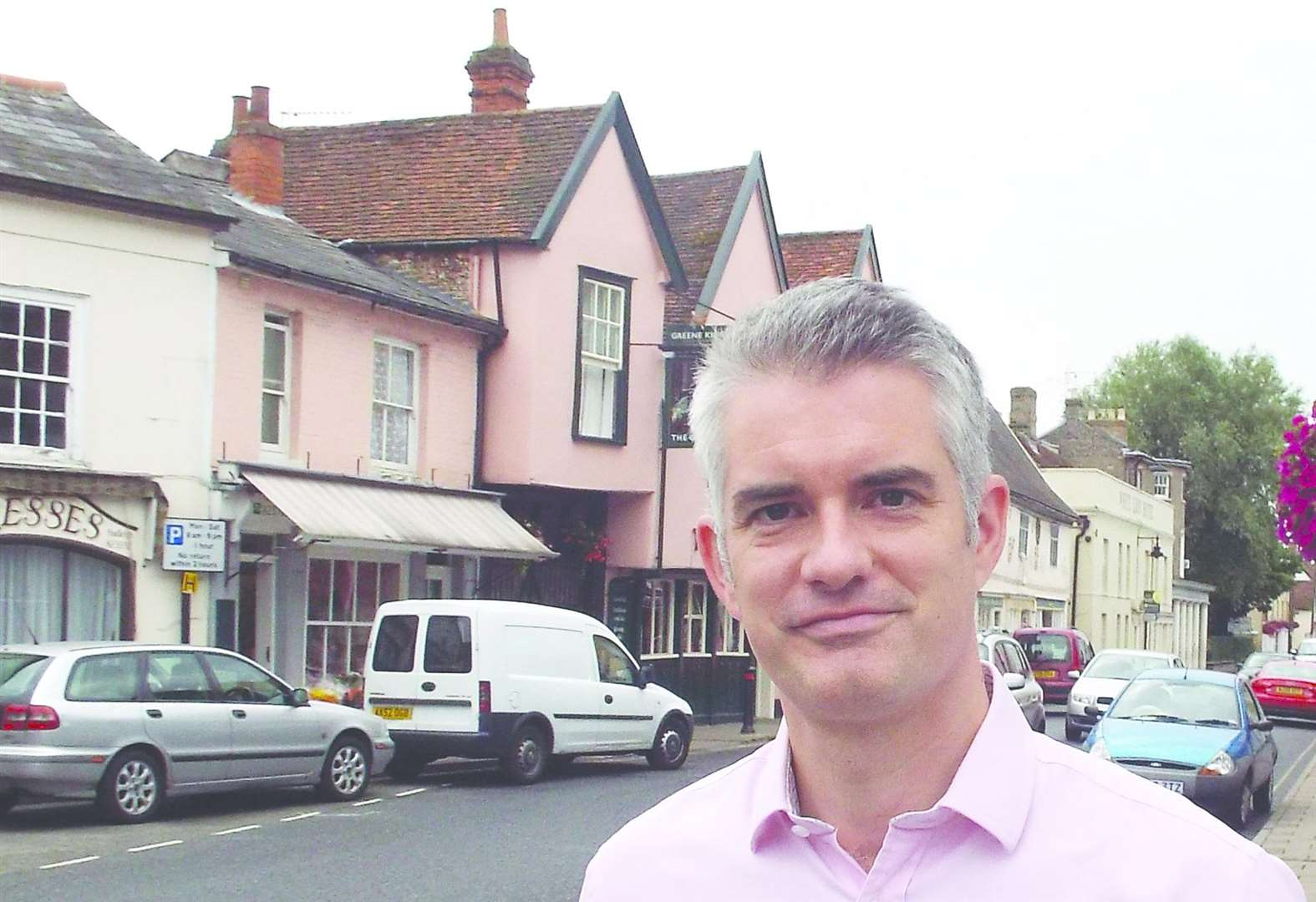 MP voices 'hard Brexit' concerns as 500 jobs in Glemsford face uncertain future