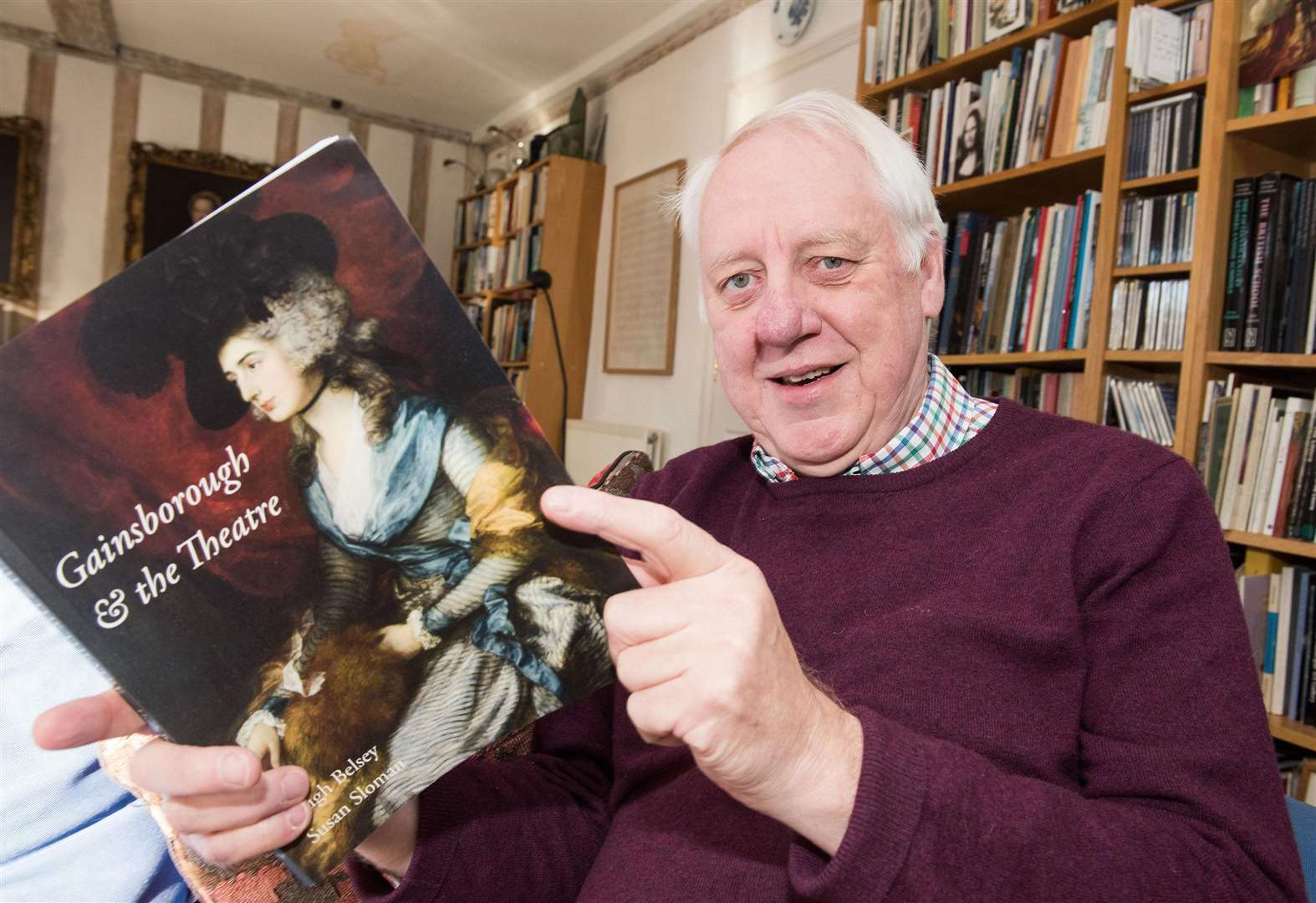 FEATURE: Historian details 14-year quest to catalogue Thomas Gainsborough portraits into book