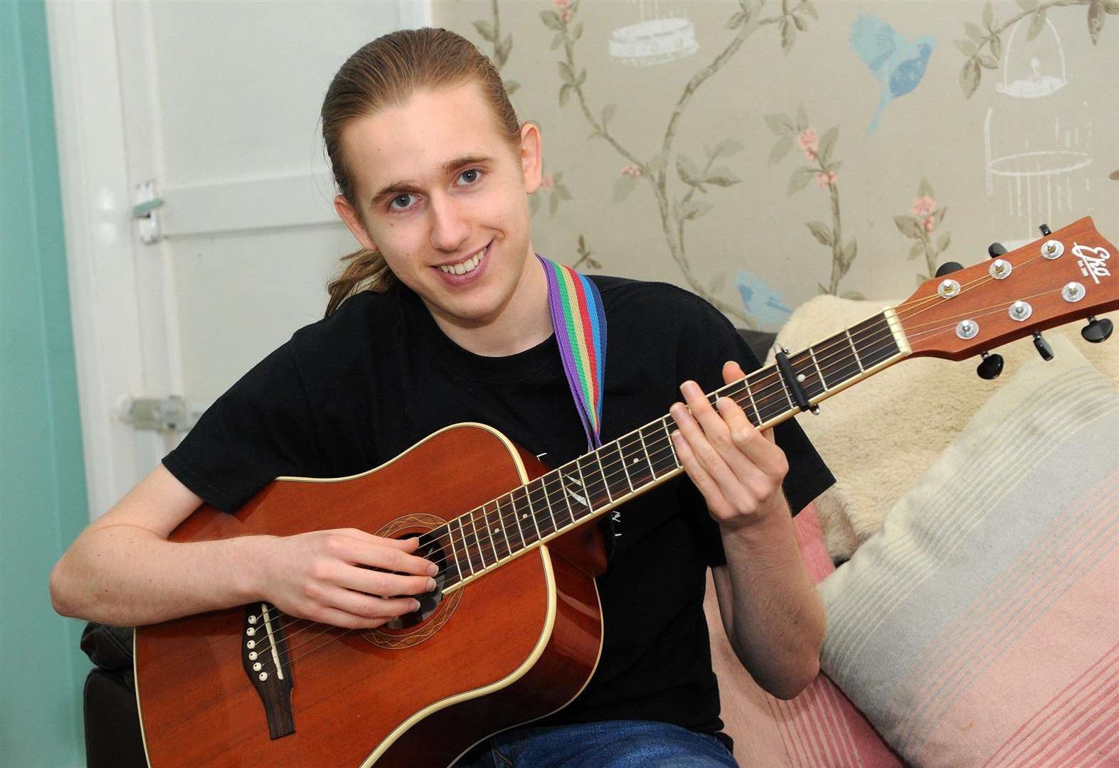 Music-lover Jack to take to London stage for contest